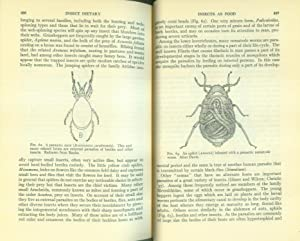 Insect Dietary. An Account of the Food Habits of Insects.: BRUES, Charles T.: