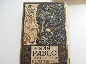 Imagen del vendedor de SAN PABLO,APOSTOL DE LAS GENTES. Tela con sobrecubierta. a la venta por Hijazo Libros