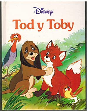 TOD Y TOBY: WALT DISNEY