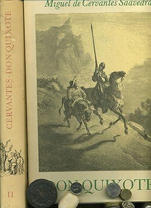 Don Quixote. Leben und Taten des scharfsinnigen: Saavedra, Miguel de