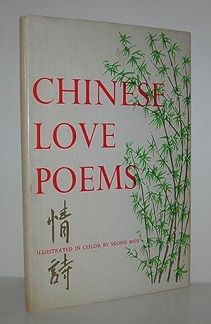 Seller image for CHINESE LOVE POEMS for sale by Evolving Lens Bookseller