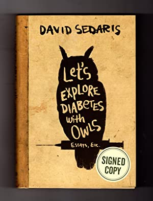 Let's Explore Diabetes with Owls. Signed by author, as issued by publisher, edition, ISBN 9780316...