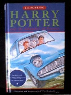 Bild des Verkäufers für Harry Potter and the Chamber of Secrets (Book 2) ***SIGNED BY CLIFF WRIGHT*** zum Verkauf von Collector's Corner