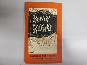 ROWDY RHYMES.: Earl H. Emmons