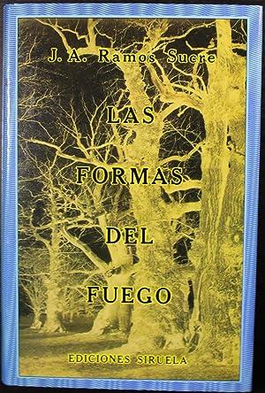 Las formas del fuego: Ramos Sucre, José