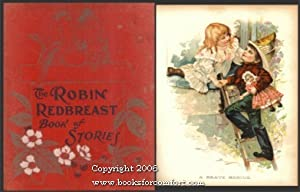 The Robin Redbreast Book of Stories: McLoughlin Brothers