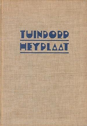 """Tuindorp """"Heyplaat"""". Garden city """"Heyplaat"""".: Heyplaat. De Rotterdamsche ..."""