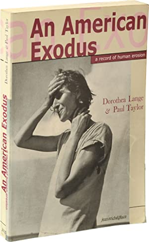 An American Exodus: A Record of Human Erosion (First French Edition)