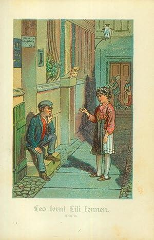 Aus der Jugendzeit. Zwei Erzählungen für die reifere Jugend. (Im alten Eckhause oder Sechs Wochen ...