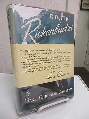 Eddie Rickenbacker.: Adamson, Hans Christian.