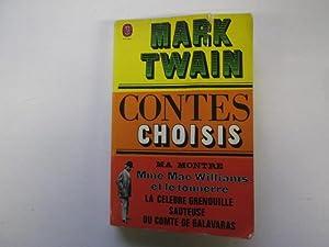 Mark Twain. Contes choisis : Traduit par: Mark Twain Hubert