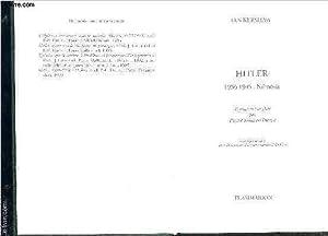 HITLER- 1936-1945: NEMESIS- TOME 2 VENDU SEUL-: KERSHAW IAN