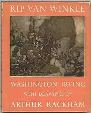 Bild des Verkäufers für Rip Van Winkle: A Legend of the Katskill Mountains zum Verkauf von Between the Covers-Rare Books, Inc. ABAA