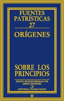 Orígenes:sobre los principios: Fernandez, Samuel