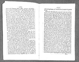 Discours de J.P. Brissot, depute du département de Paris, sur les dénonciations relatives au ...