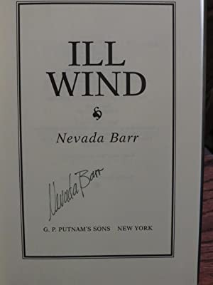 "ILL Wind "" Signed "": Barr, Nevada"