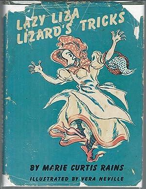 Lazy Liza Lizard's Tricks: Rains, Marie Curtis