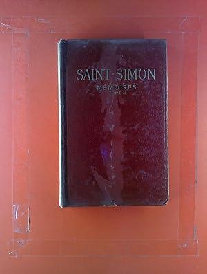 Mémoires. Tome II: Saint-Simon