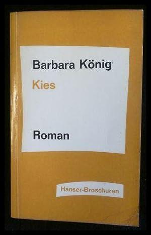 Kies: König, Barbara: