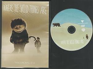 DVD: Where the Wild Things are: Sendak, Maurice) Warner