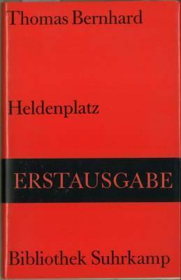 Bild des Verkäufers für Heldenplatz. zum Verkauf von Antiquariat Weinek