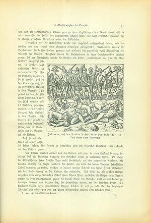 Menschenjagden und Zweikämpfe. Raubkriege, Völkerwanderungen, Kriege der Ackerbauer, ...