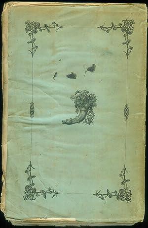 Essai sur la poésie moderne. Cours donné à Genève en décembre 1839 et janvier 1840.: BUNGERER, L.-...