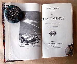 Les Châtiments. Seule édition Complète.: Hugo (Victor).