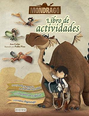 Mondragó. Libro de actividades: Ana Galán