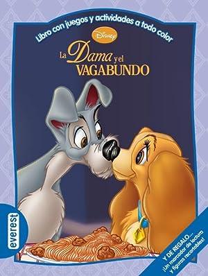 La Dama y el Vagabundo. Libro con: Walt Disney Company