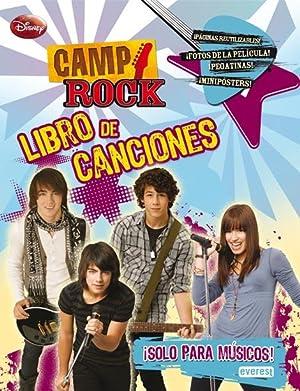 Camp Rock. Libro de canciones: Julie Brown /