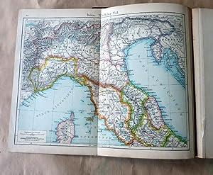 Historischer Schul Atlas.: Baldamus-Schwabe.