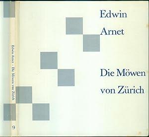 Die Möwen von Zürich. Skizze zu einem Filmbuch. (= Die Quadrat-Bücher 9. In Ergänzung der ...