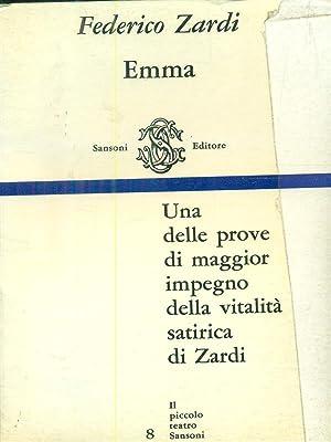 Emma: Federico Zardi