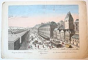A view on Vienna: After: Salomon Kleiner