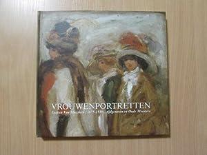 Vrouwenportretten - Eugeen van Mieghem ( 1875-1930), tijdgenoten en oud: Bodt, Saski de und Erwin ...