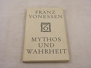 """Mythos und Wahrheit. Butmanns """"Entmythologisierung"""" und die Philosophie der Mythologie.: ..."""