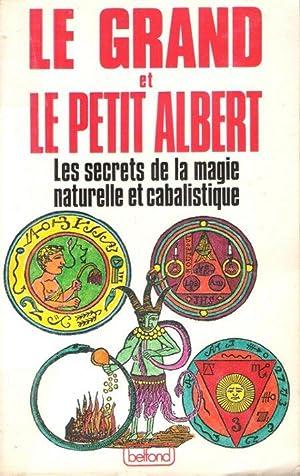 Le Grand et Le Petit Albert : Anonyme
