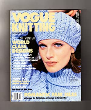 Vogue Knitting International - Winter, 1996-1997. Nautical Knitting, Romantic Fair Isles, Donna K...
