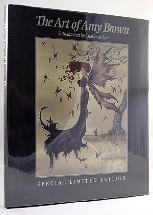 Bild des Verkäufers für The Art of Amy Brown zum Verkauf von Heartwood Books and Art, ABAA/ILAB