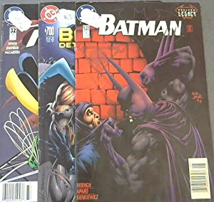 Batman 533 ; Detective Comics 700 ; Robin 32 - [Bundle of three titles]