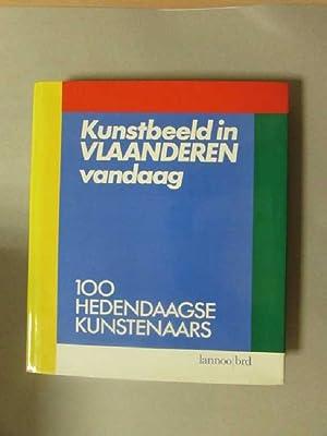 Kunstbeeld in Vlaanderen vandaag - 100 Hedendaagse Kunstenaars: Decan, Rik, Luc Demeester Marleen ...