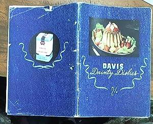 DAVIS DAINTY DISHES: Davis Gelatine