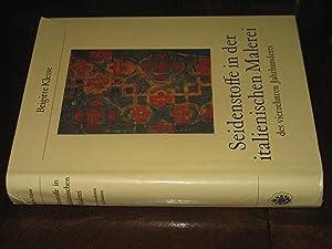 Seidenstoffe in der italienischen Malerei des vierzehnten Jahrhunderts. (= Schriften der ...