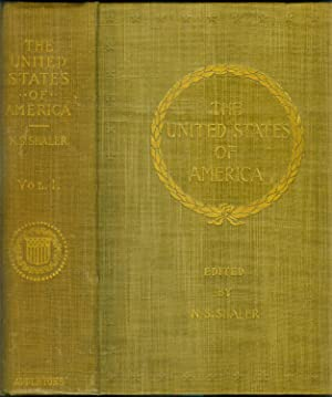 The United States of America; a study of the American commonwealth, its natural resources, people, ...