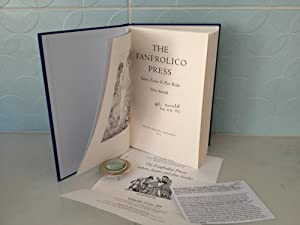 The Fanfrolico Press: Satyrs, Fauns & Fine: Arnold, John