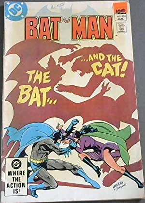 Batman Vol 44, No 355