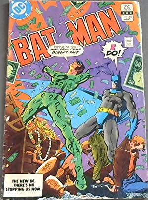 Batman Vol 44 No 362