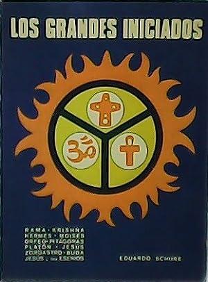 Los grandes iniciados. Rama - Krishna -: SCHURE, Eduardo.-