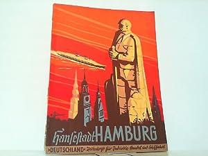 Hansestadt Hamburg - Zeitschrift für Industrie,Handel und Schiffahrt. Nr. 3 Jahrgang 5.: Schulz, ...
